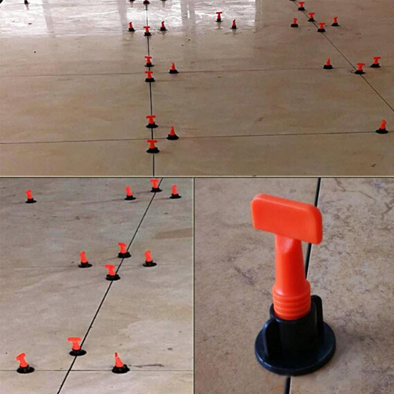 Easy Tile Leveling System5