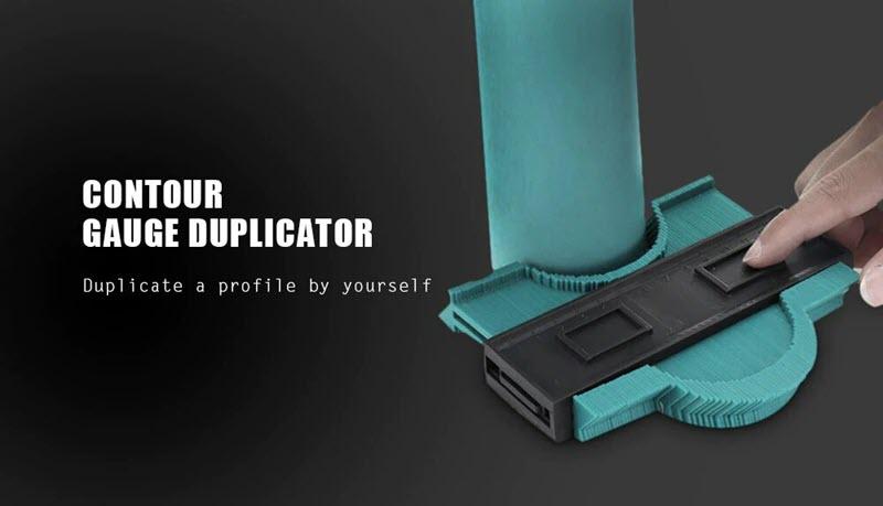 Contour Duplication Gauge12