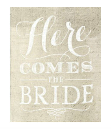 Jute wedding decor ideas