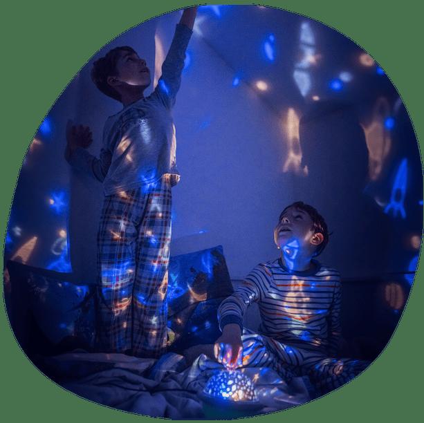 night time atmosphere