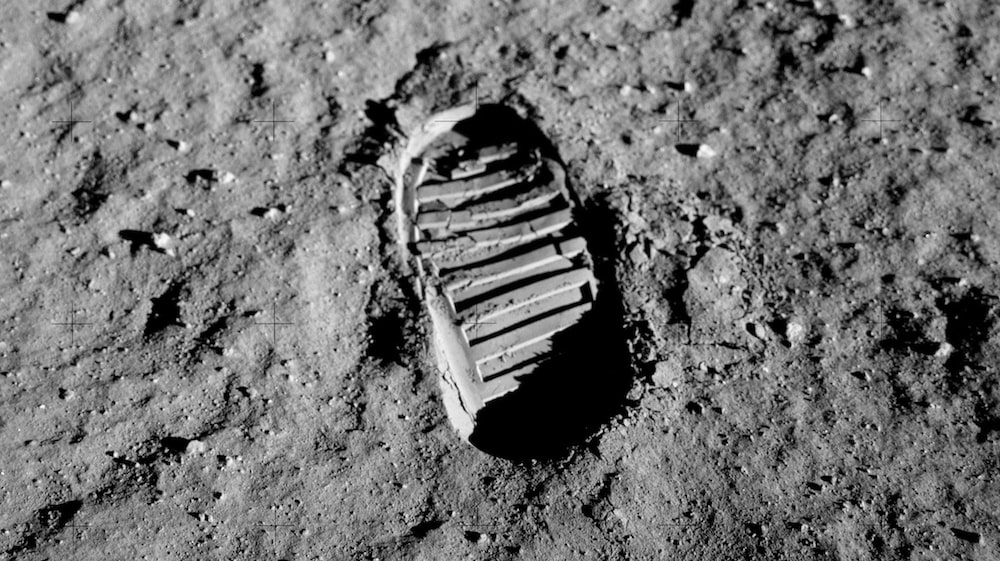 giant leap for mankind